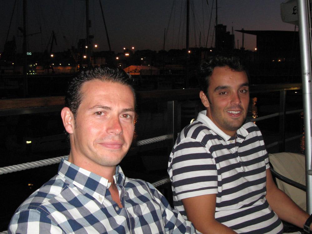 Carlos y Ramón