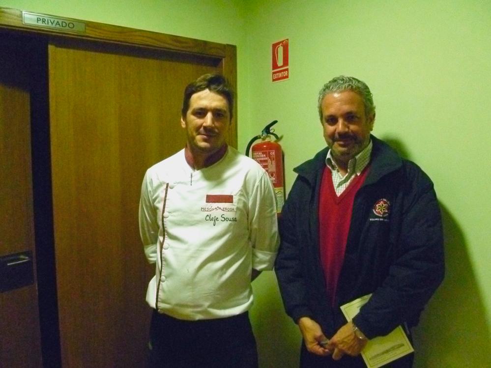 Recuerdos de un menú desmesurado en el Mesón de Erosa, en A Gudiña - Ourense