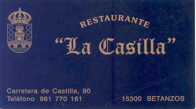 La Casilla es un clásico de la restauración de Betanzos