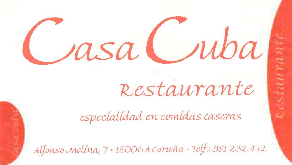 La comida casera de un clásico como Casa Cuba.