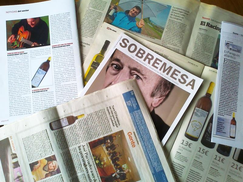 El Paraguas Atlántico 2011 conquista a la crítica especializada