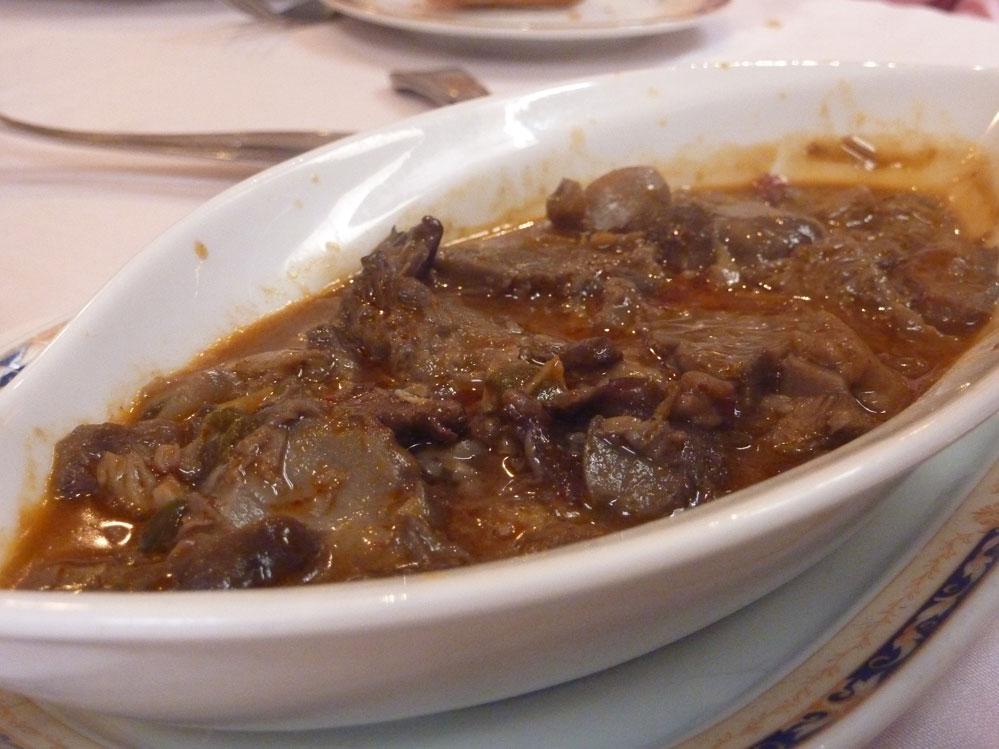 Gastronomía castellana en el Fogón del Salvador de Soria. Micología de setas