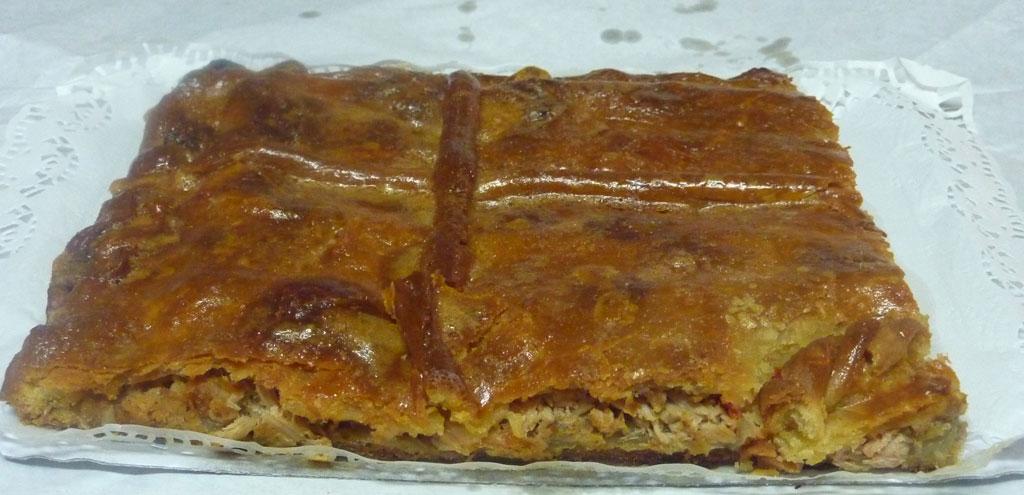 Amelyns cocina tradicional por encargo y para llevar en La Coruña. Empanada de bonito