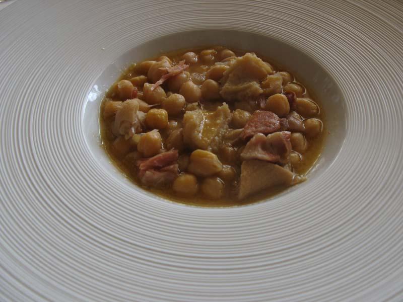 Jornadas del porco celta en el restaurante Comei Bebei