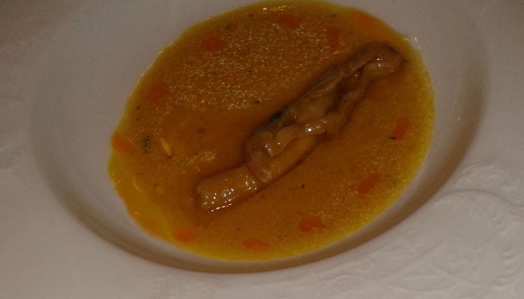 Restaurante A Gabeira en Valón Ferrol