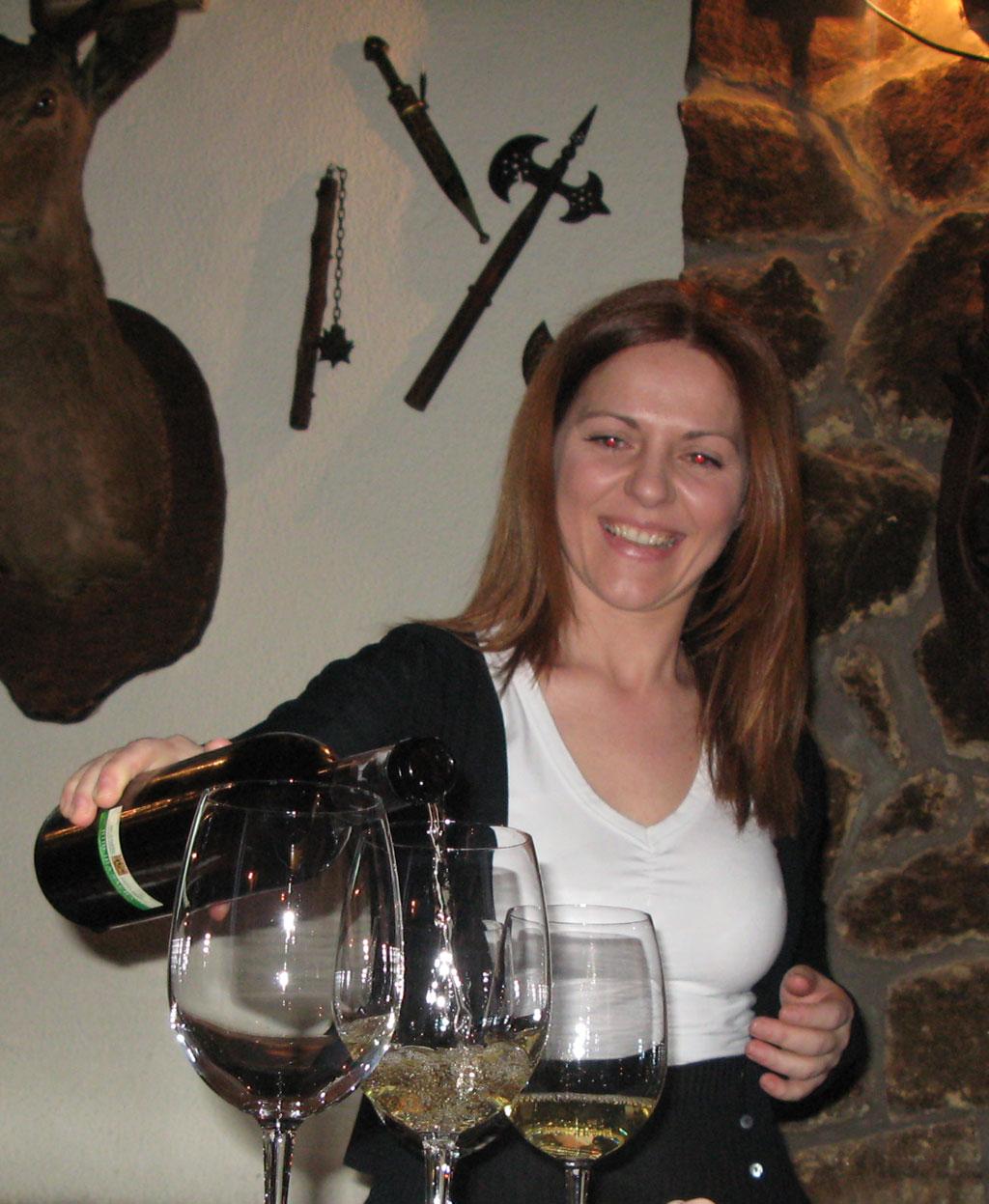 Exaltación de vinos de la Ribeira Sacra en Adega O Bebedeiro