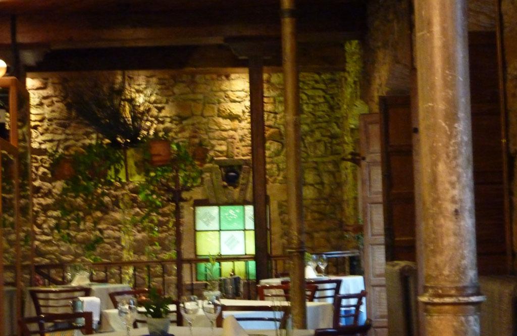La Corrada del Obispo restaurante en Oviedo