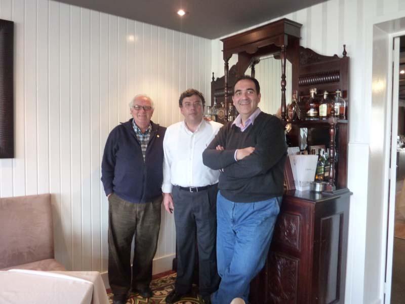 Restaurante El Mirador del Madrileño en Perillo Oleiros