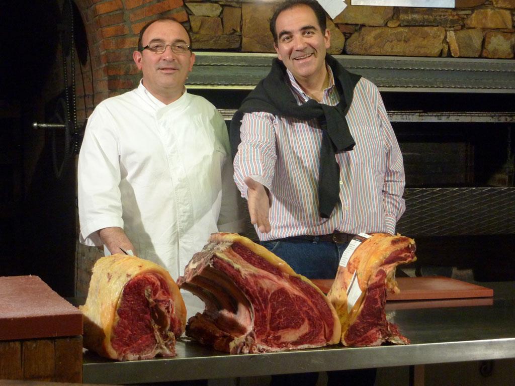 José Gordón y Fede
