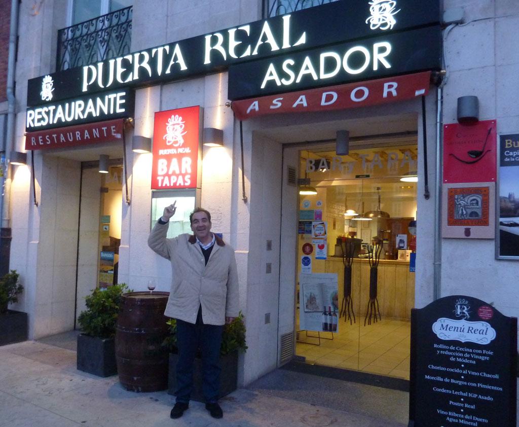 Puerta Real restaurante asador
