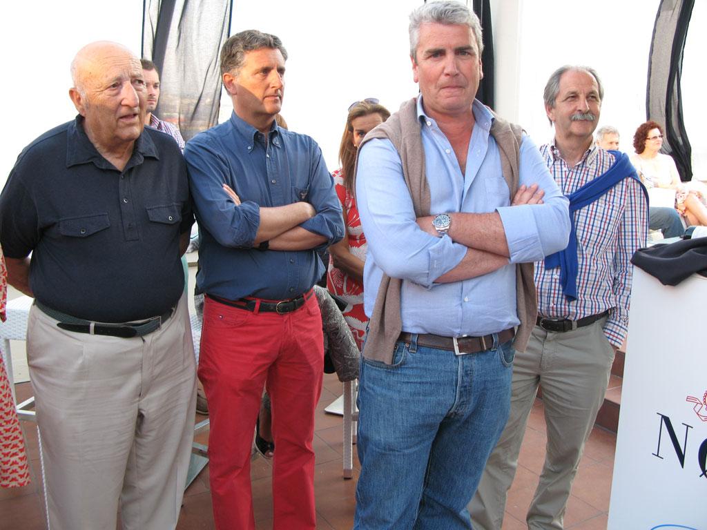 Presentación en sociedad de los vino Pagos de Ancal de Bodegas Alan de Val