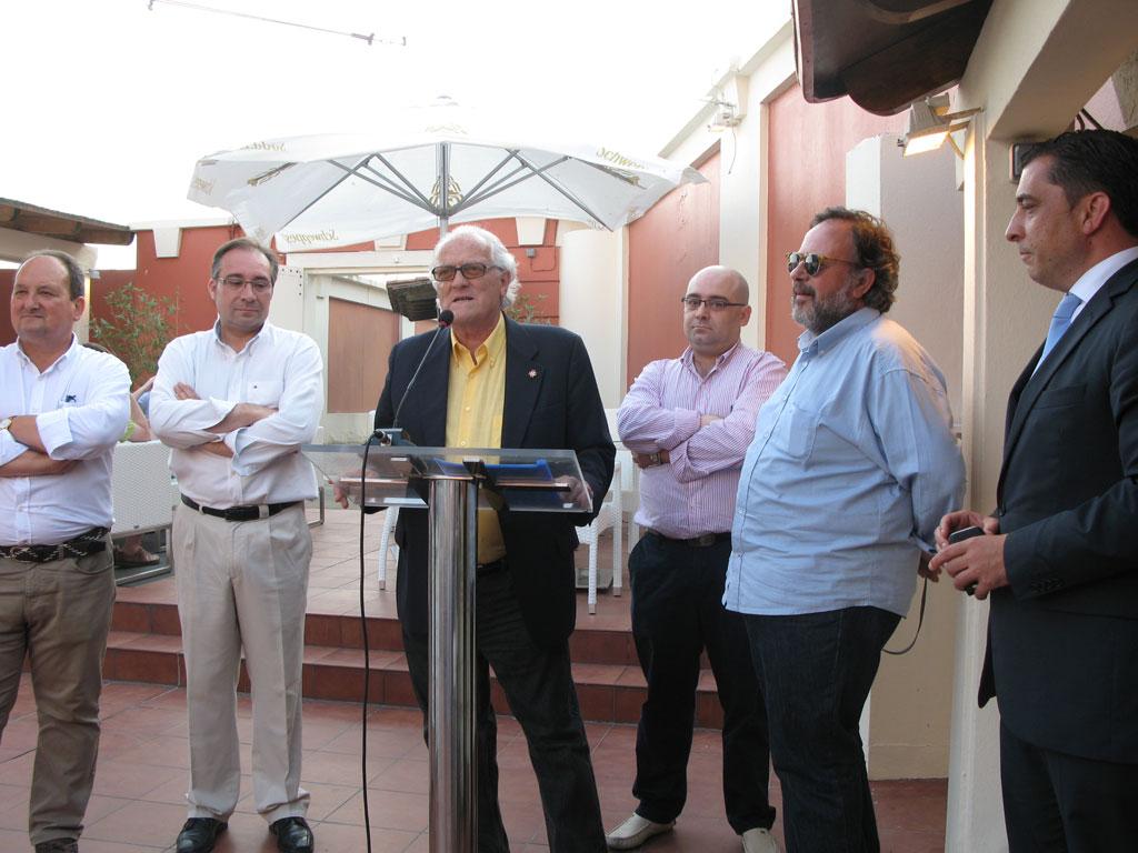 Presentación en sociedad de los vinos Pagos de Ancal de Bodegas Alan de Val
