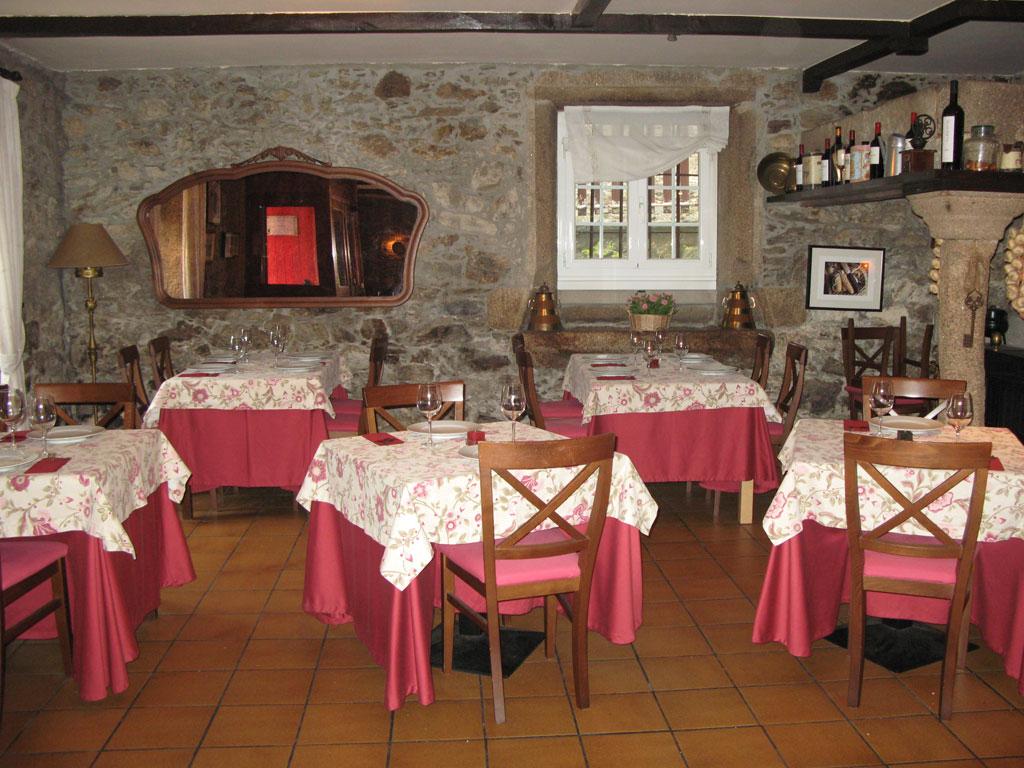 A Casa da Vela un nuevo restaurante en Anceis