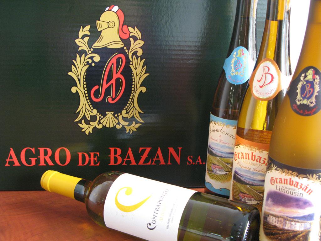 Cata maridaje con Agro de Bazán D.O. Rías Baixas