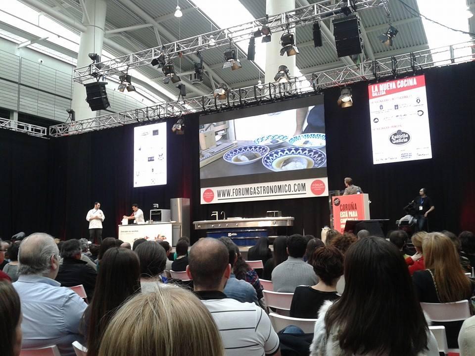 Éxito del Fórum Gastronómico 2014 en La Coruña1