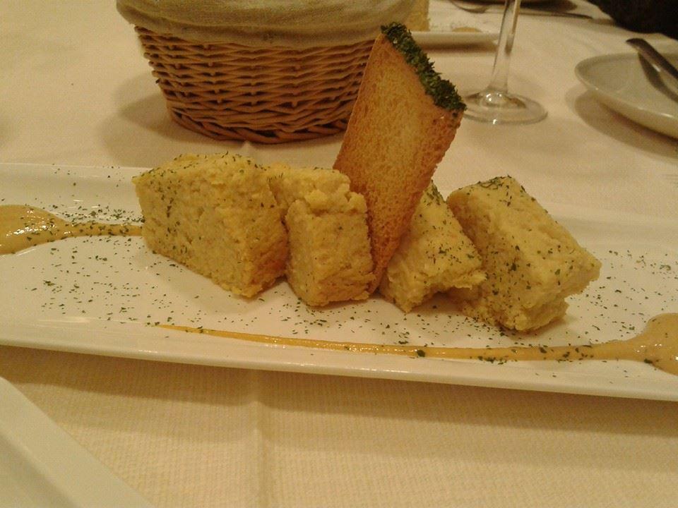 Namoreira restaurante en La Coruña - Pastel de Rape