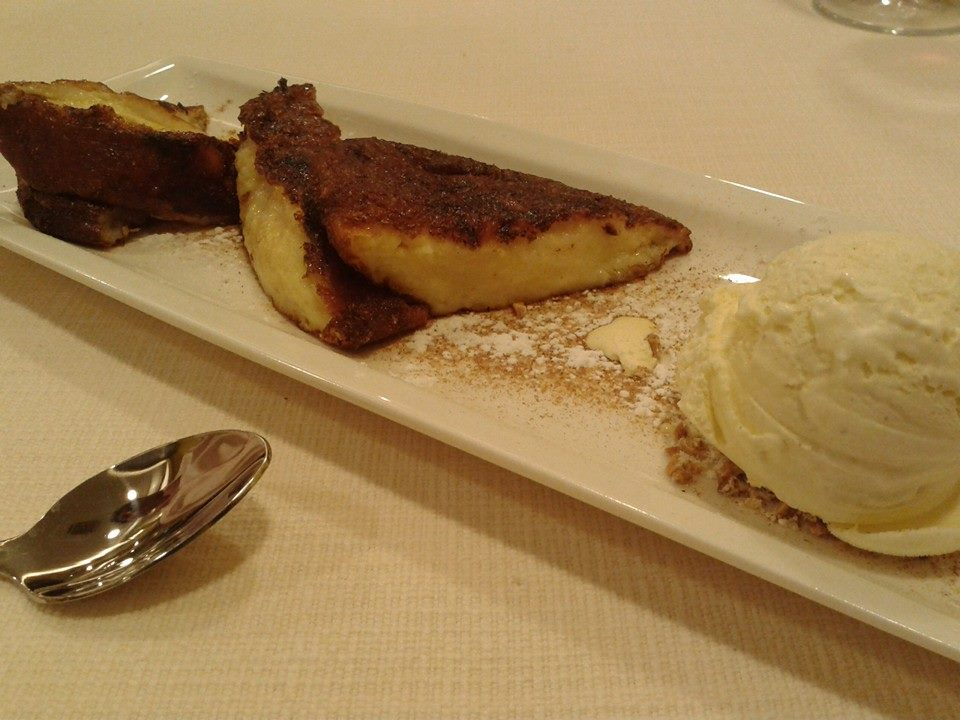 Namoreira restaurante en La Coruña - Torrijas