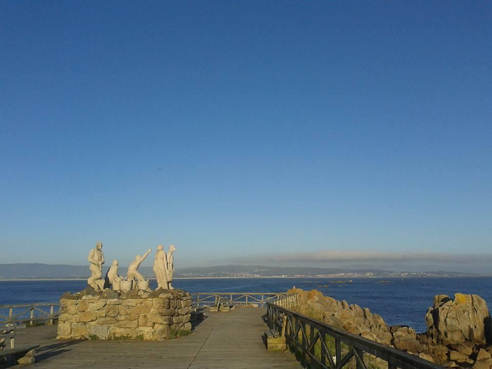O Grove, San Vicente en las Rías Baixas de Galicia (2)