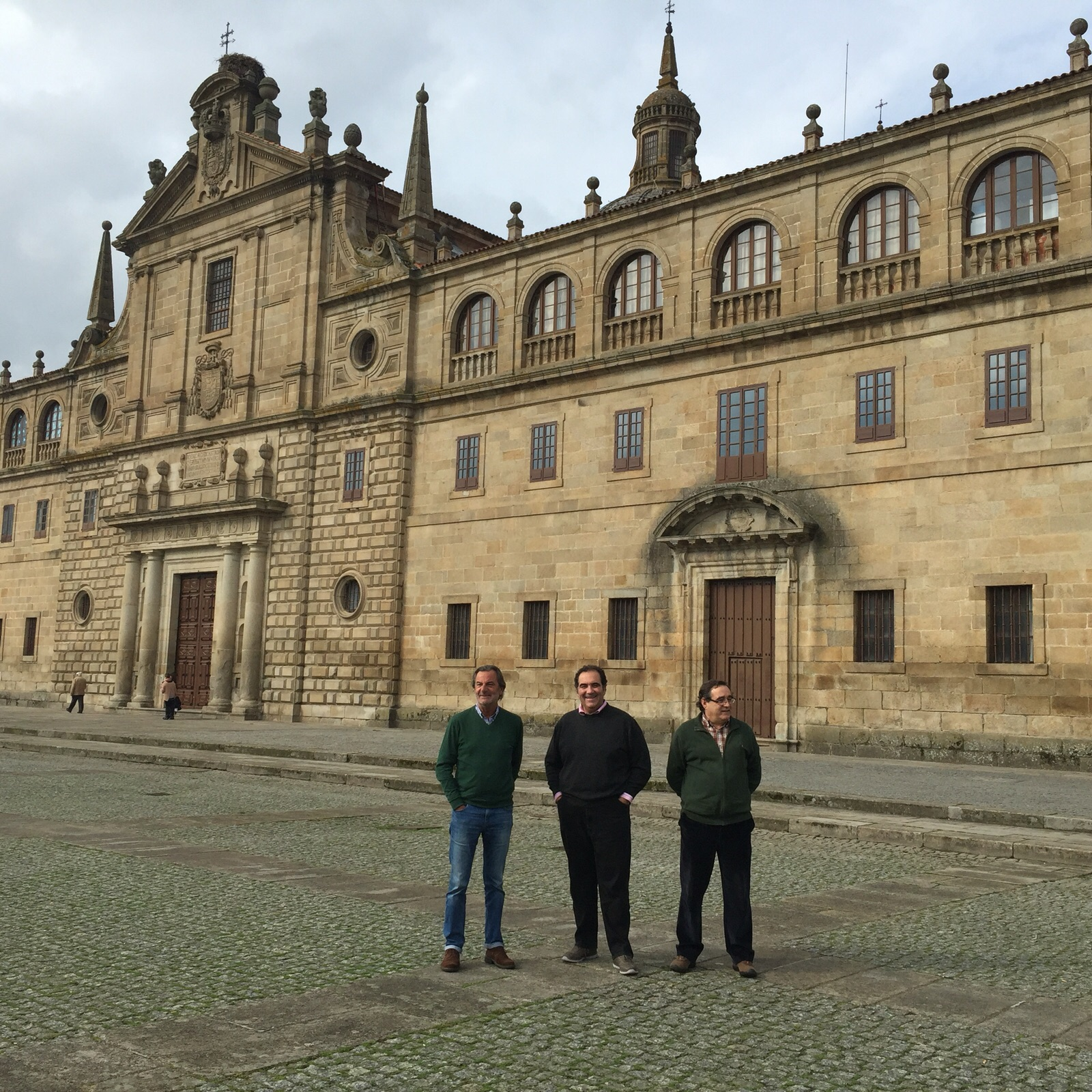 """Colegio de los Escolapios conocido como """"El Escorial Gallego"""""""