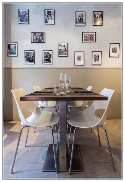 Murivecchi Restaurante italiano en Barcelona