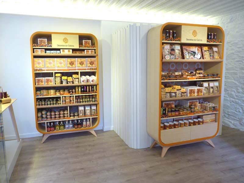 Secretos de Galicia inaugura showroom