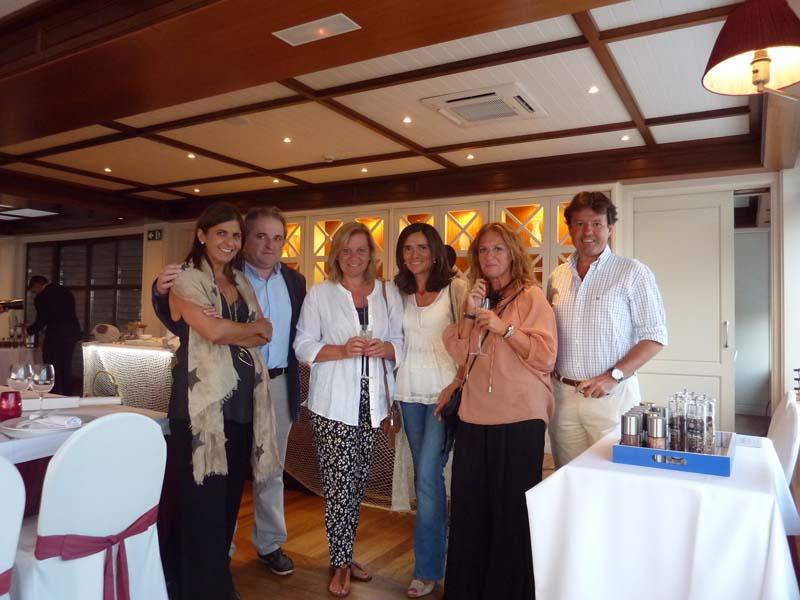 Puesta de largo de LATAM & TARTAR en Hotel Hesperia Finisterre