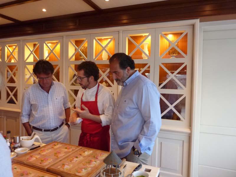 Puesta de largo de LATAM & TARTAR  en Hotel Hesperia Finisterre (12)