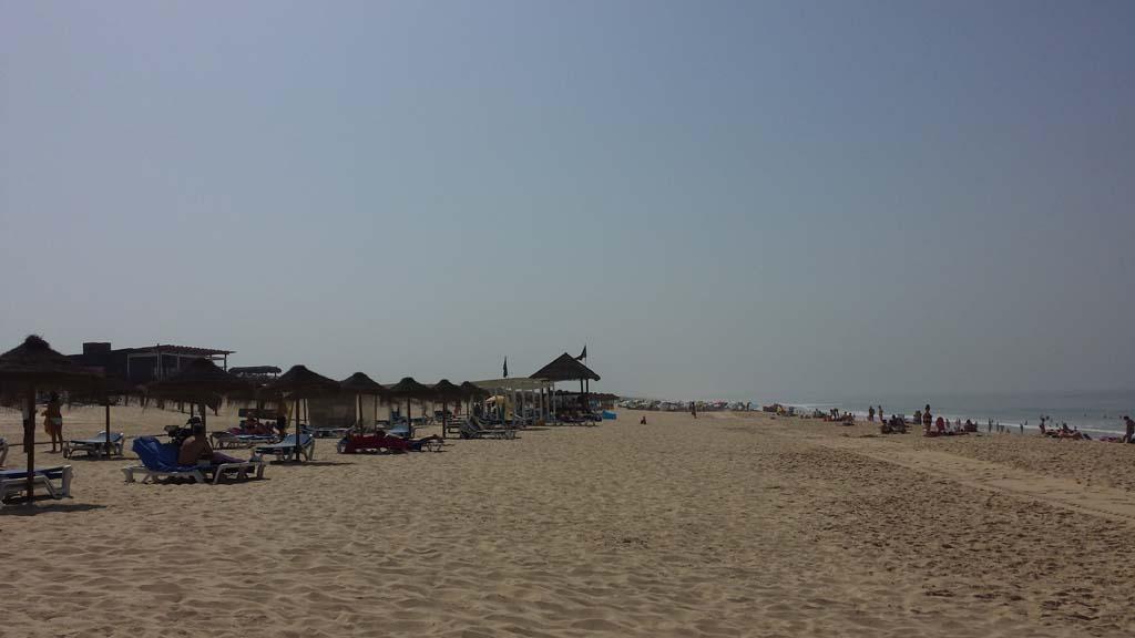 Comporta Café en playa de Comporta
