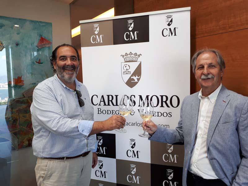 El nuevo proyecto de Carlos Moro en la Rioja