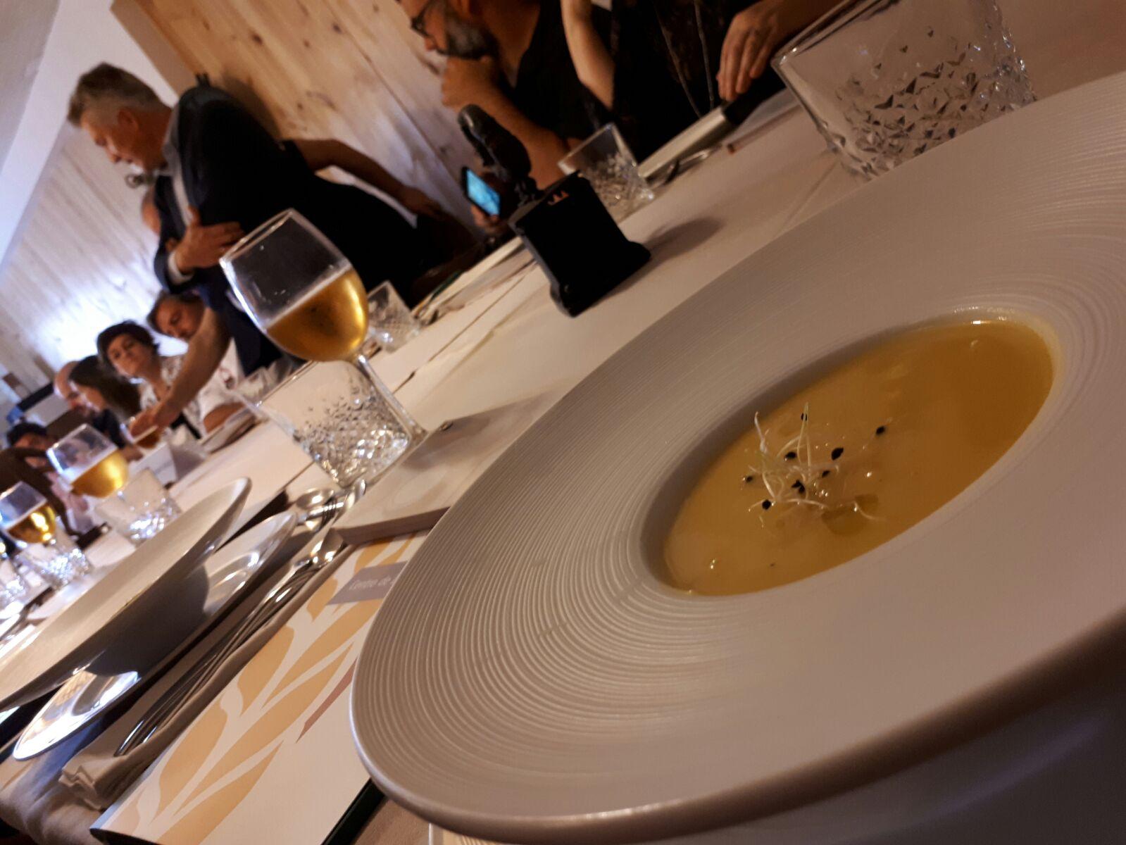 La gastronomía gallega y de la cerveza en el marco de una dieta sana y atractiva